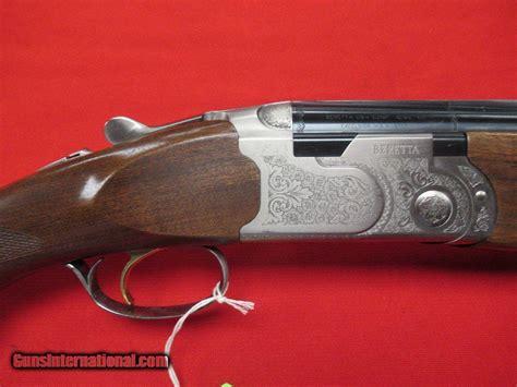Gunkeyword What Choke Is Used In Beretta 686 Silver Pigeon.