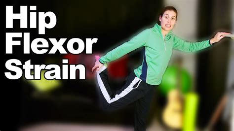 what doctor for a hip flexor injury
