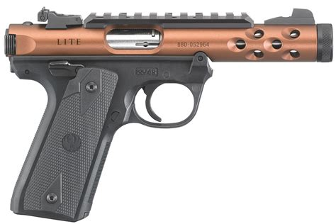 Ruger-Question What Does 22 45 Mean In Ruger Mark Iv Lite.