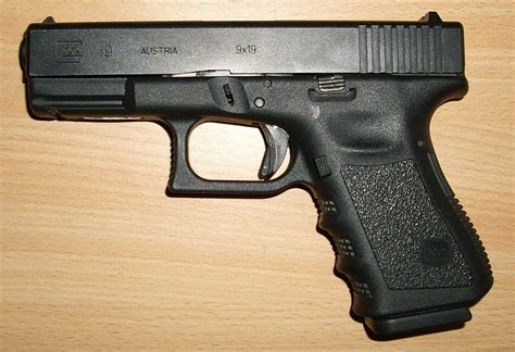 Glock-Question What Does 9x19 Glock Mean.