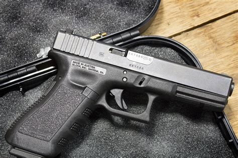 Glock-Question What Does A 40-Caliber Glock 22 Look Like.