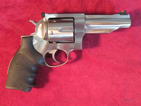 Ruger-Question What Does A 41 Ruger Redhalk Cost.