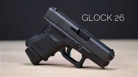 Glock-Question What Does A Glock 26 Weigh.