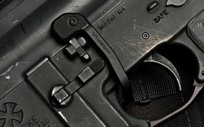 Magpul-Question What Does A Magpul Bad Lever Do.