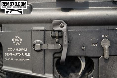 Magpul-Question What Does A Magpul Bad Lever Do On An Ar15.