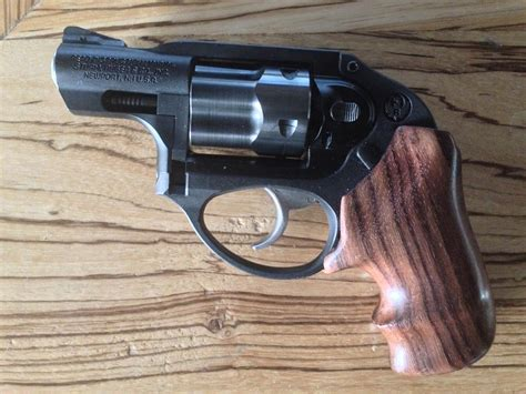 Ruger-Question What Does Ruger Lcr Mean.