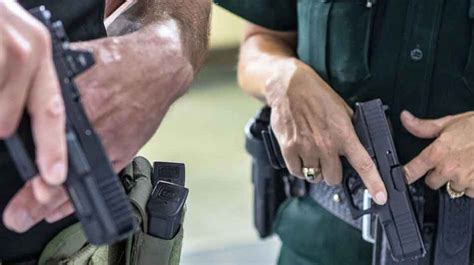 Glock-Question What Glock Does The Police Use.