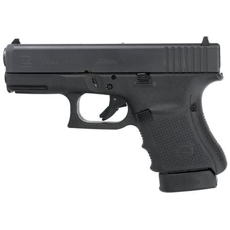 Glock-Question What Glock Frame Compares To The Glock30.