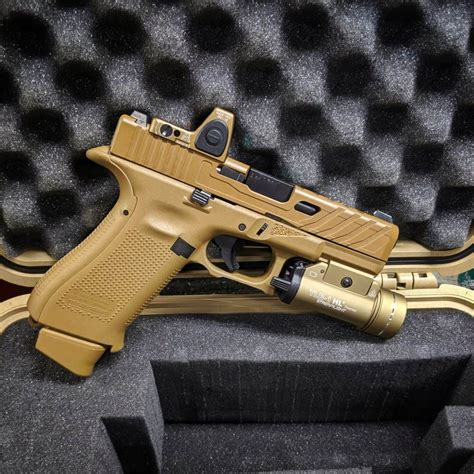 Glock-Question What Glock Frame Matches A Glock 30.