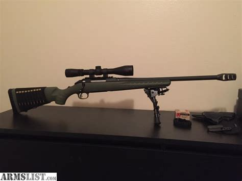 Ruger-Question What Grain To Fire Through Ruger American 308.