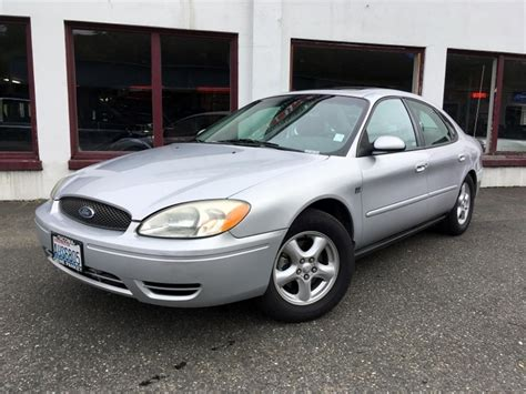 Taurus-Question What Is A 2004 Ford Taurus Worth.