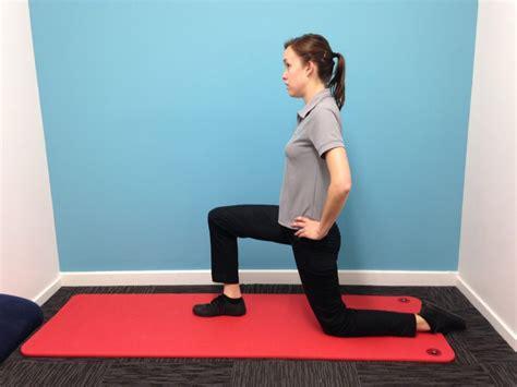 what is a hip flexor stretch video ccac jobs