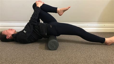 what is a hip flexor stretches youtube foam