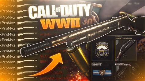 Shotgun-Question What Is Combat Shotgun Cod Ww2.