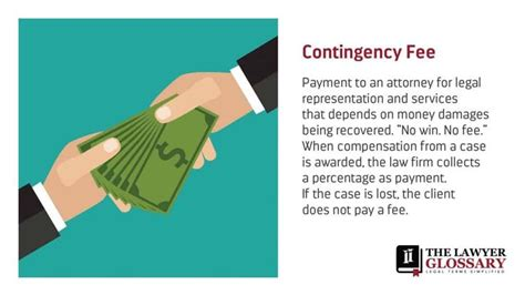 Contingency Lawyer Definition What Is Contingent Fee Definition And Meaning