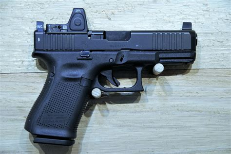 Glock-Question What Is Glock Mos.