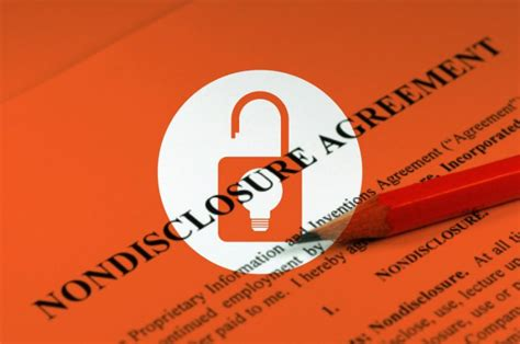 Confidentiality With Lawyer What Is Important In A Confidentiality Agreement Or Non