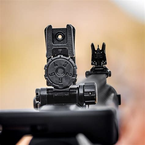 Magpul-Question What Is Magpul Mbus Sight.