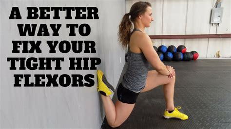 what is normal hip flexor mobility exercises low back