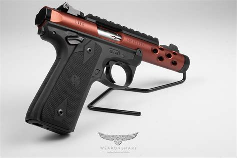Ruger-Question What Is Ruger Mk 4 Lower Made Of.