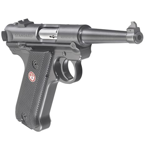 Ruger-Question What Is Ruger Mk 4 Lower Material.