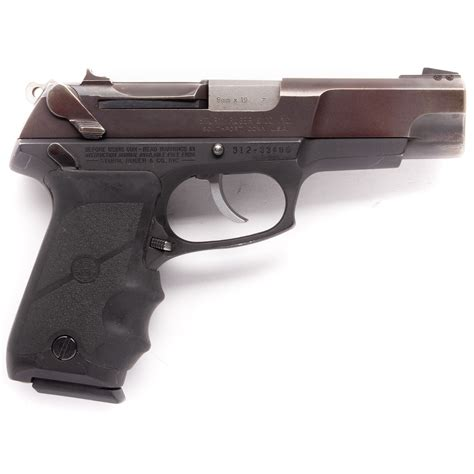 Ruger-Question What Is Ruger P89 Worth.