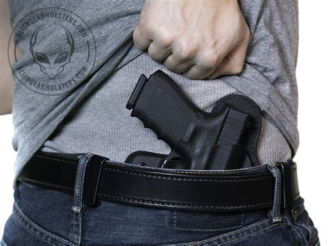 Glock-Question What Is The Best Concealed Carry Holster For Glock 19.