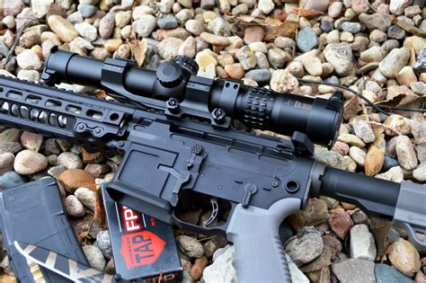 Rifle-Scopes What Is The Best Scope For An Ar 15 Rifle.