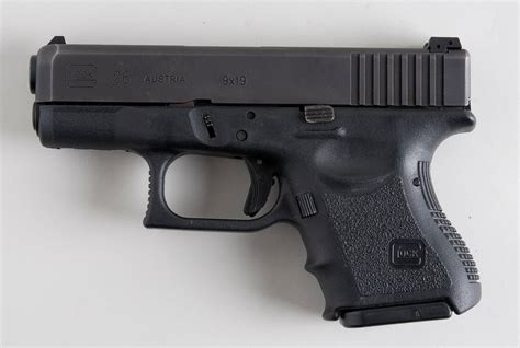 Glock-Question What Is The Cost Of A Glock 26.