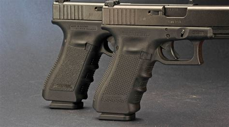 Glock-Question What Is The Difference Between Glock Generations.