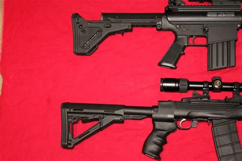 Magpul-Question What Is The Difference Between The Magpul Moe And Ctr.