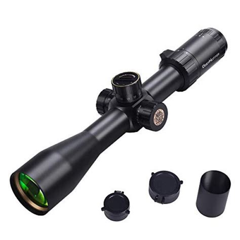 Rifle-Scopes What Is The Fov Of 4-16x44 Banner Rifle Scope.