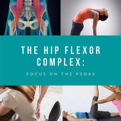what is the hip flexor complex nasmm certified