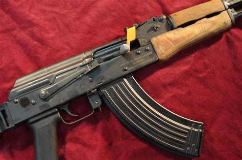 Ak-47-Question What Is The Metal On The Side Of Ak 47.