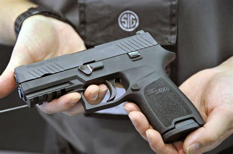 Sig-P320-Question What Is The Sig P320 Made Of.