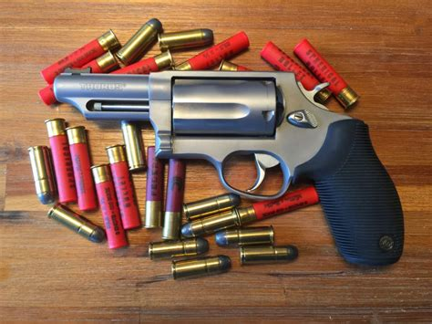 Taurus-Question What Kind Of 410 Shells For Taurus Judge.