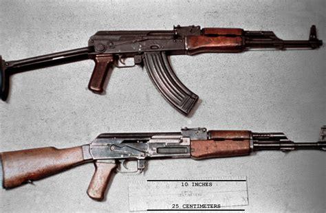 Ak-47-Question What Kind Of Gun Is An Ak 47.