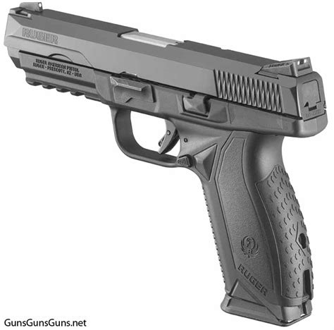 Ruger-Question What Kind Of Trigger Does A Ruger American Pistol Have.