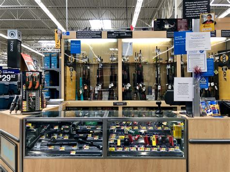 Gun-Store-Question What List Of Walmart Stores Sells Guns.