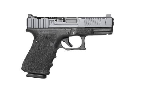 Glock-Question What Material Is The Handle On Fowler Industries Glock.