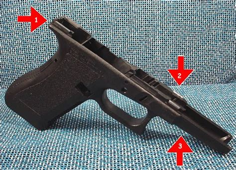 Glock-Question What Plastic Are Glock Frames Made From.