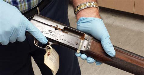 Shotgun-Question What Shotgun Did Kurt Cobain Kill Himself With.