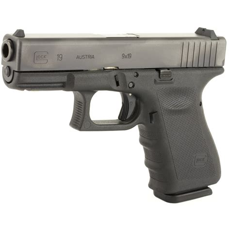 Glock-19 What Size Bore Stores For Glock 19.