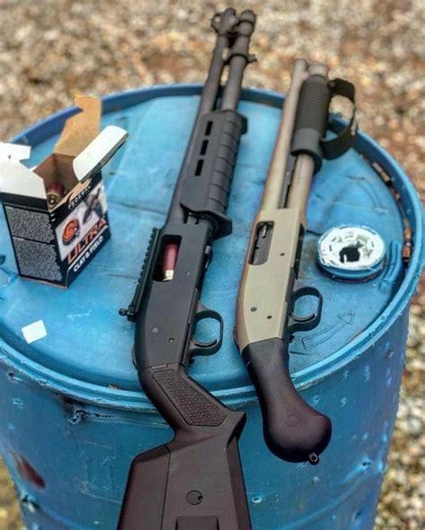 Shotgun-Question What To Put On Home Defense Shotgun.