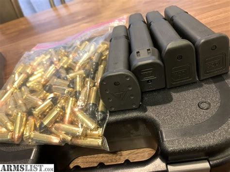 Gunkeyword What Types Of Ammo Will Work In A Glock 19.