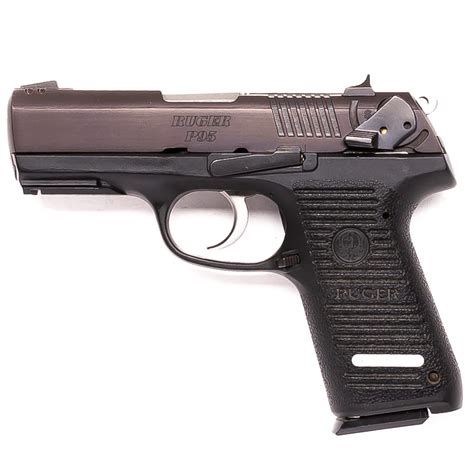 Ruger-Question What Was The Launch Price Of Ruger P95.