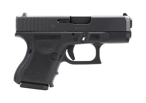 Glock-Question What Year Was The First Glock 26 Made.