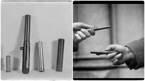 Tommy-Gun What Year Was The Tommy Gun Pen Invented.