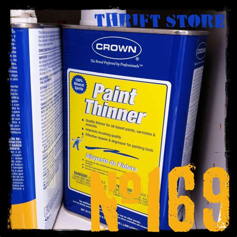 What Does Paint Thinner Do
