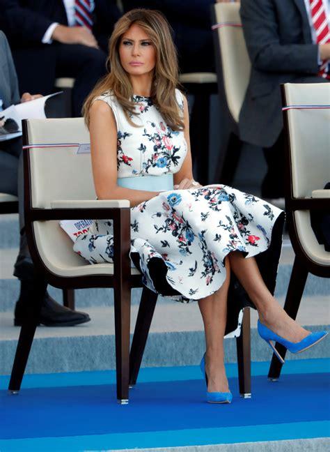 What Dress Will Melania Trump Wear